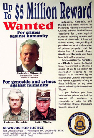 updated most wanted poster. This wanted poster features