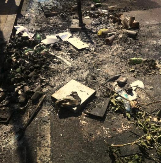 Major police investigation into violent Tottenham riots