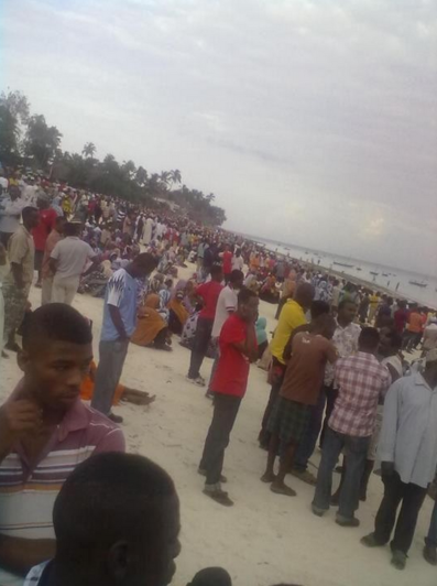 Zanzibar in mourning after fatal ferry disaster