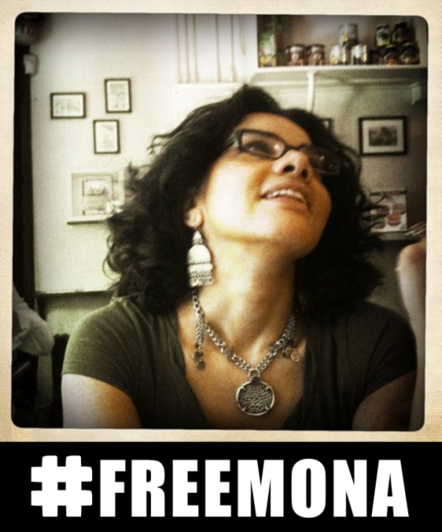 Egyptian blogger Mona El - Tahawy released after arrest