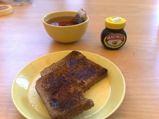 Denmark v. Marmite
