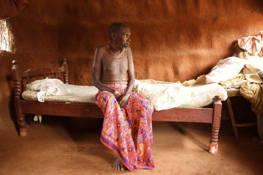 Aid agency workers reveal human faces of famine