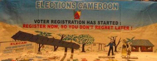Cameroon 2011 Presidential Election