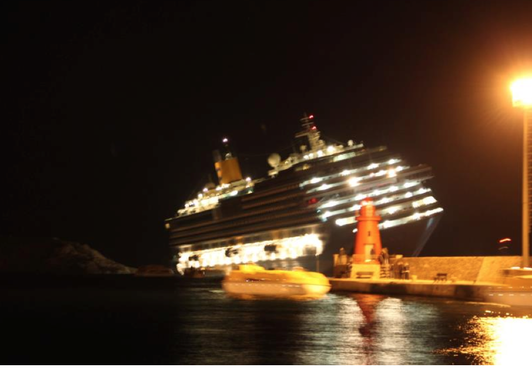 Fears for dozens 'unaccounted for' in cruise ship tragedy