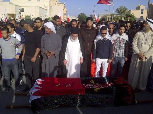 Death of elderly Bahraini woman sparks heavy clashes