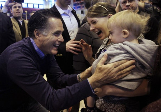 Mitt Romney, Ron Paul both declare victory in Maine