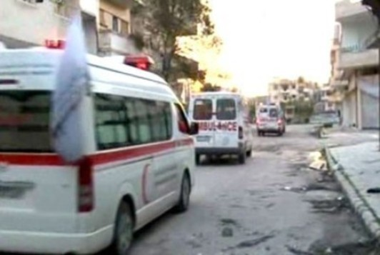 Syrian regime blocks access to dead and hurt journalists