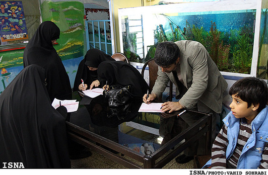 Iranian government declares propaganda war on elections