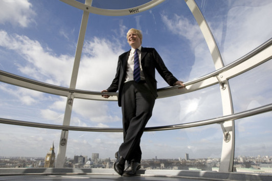 Outrage as @MayorOfLondon becomes @BorisJohnson