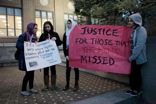 Iraqi woman's death sparks 'Million Hijab March'