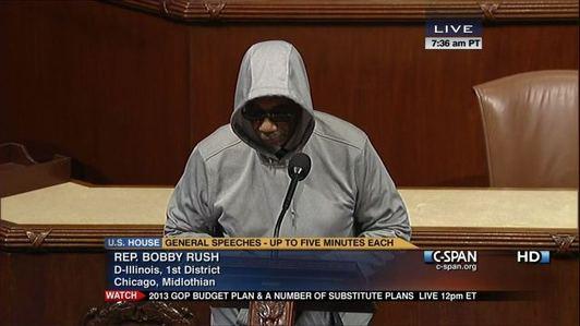 Hoodie Congressman