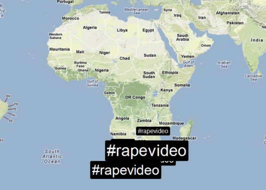 Viral video depicting rape shocks South Africa