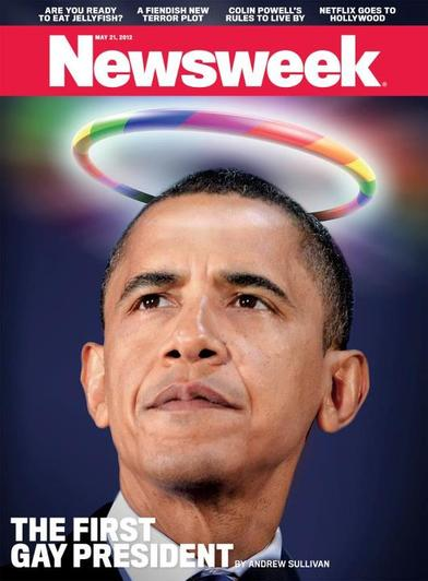 Newsweek's Obama cover sparks outrage online