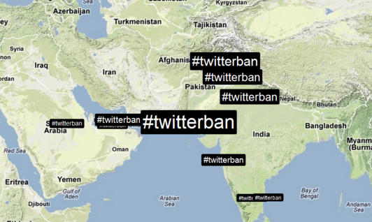 Pakistan Twitter ban backfires as bloggers kick up online storm