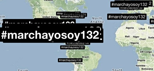 #MarchaYoSoy132: Mexico's students get political