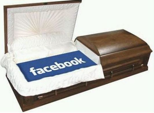 RIP Facebook: Twitter users wage social media war