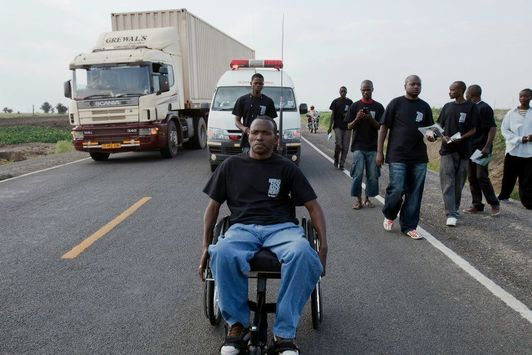 #BringZackBackHome trends as paralyzed man begins journey to South Africa