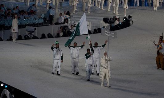 Pakistan's Twitterati look for #OlympicSportsPakistanCanWin