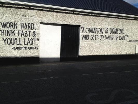 inspirational boxing quotes quotesgram