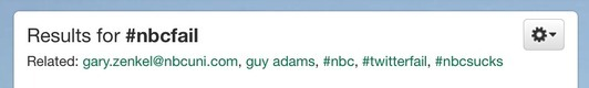 @guyadams and the #NBCfail: Twitter suspends journalist's account