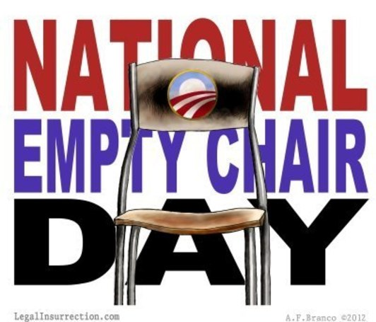 National Empty Chair Day takes hold after Clint's RNC performance