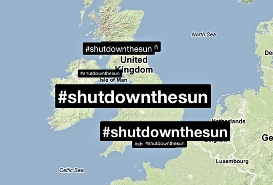 Online campaign looks to #shutdownthesun