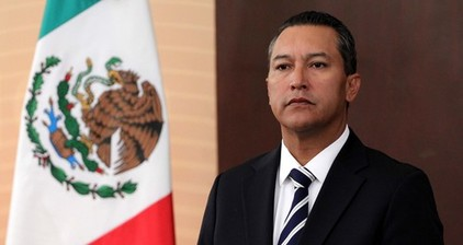 Mexico Interior Minister Blake Mora dies in helicopter crash