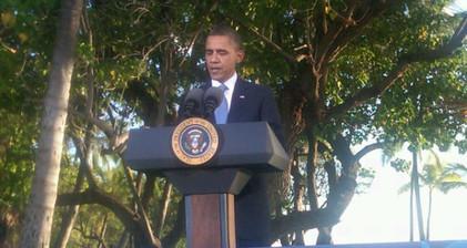 Obama zings China at APEC conference