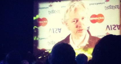 Wikileaks awarded a Walkley for outstanding journalism