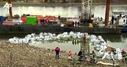 'Blockbuster' bomb forces Koblenz evacuation