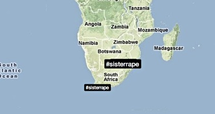 SA #sisterrape case sparks outrage on Twitter