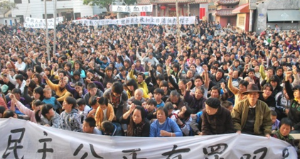 Hopes grow for a peaceful outcome in Wukan