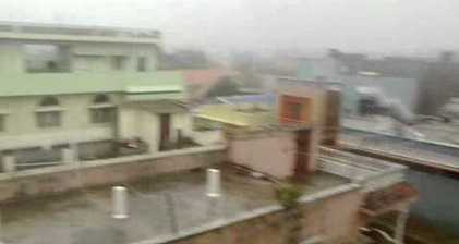 Cyclone Thane pummels India's Tamil Nadu coast