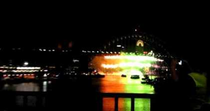 New Year's Eve celebrations kick off in Sydney