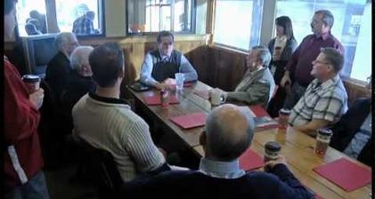 Santorum and Bachmann talk about faith in Iowa battle