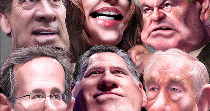 GOP contenders make their final pitch for Iowa votes