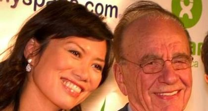 Fake Wendi Deng strikes as tweeting Rupert causes a stir