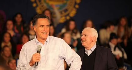 Old McCain attack on Romney counters endorsement