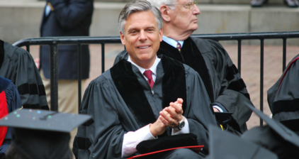 Huntsman gains Twitter momentum in
