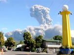Evacuations in the Philippines as Mt. Bulusan erupts