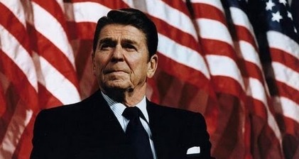 Ronald Reagan should be president