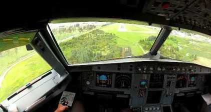 High flier offers a pilot's eye view of Brazil