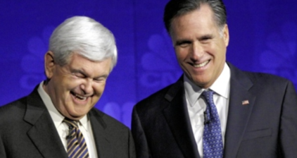 Romney guns for Gingrich before Florida debate