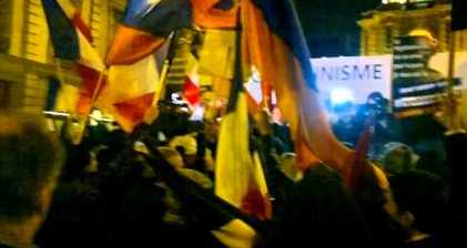 Armenians dance in streets after genocide law passed