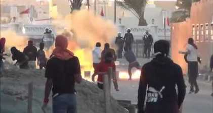 Clashes in Bahrain spiral out of control