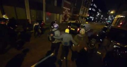 Bailiff arrested for assault at Occupy London eviction