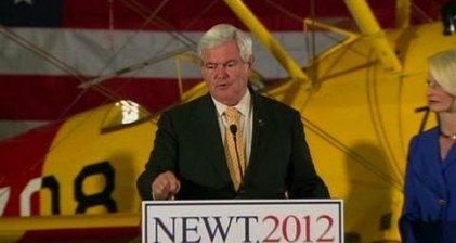 Gingrich denies knowledge of 'Holocaust' robocalls
