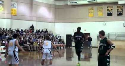 Senegal youngster stands out in high school basketball