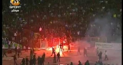 Over 70 dead in Egypt football clashes