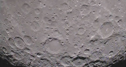 NASA sheds new light on dark side of the moon